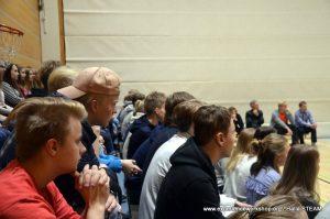 Az ÉlményMűhely Hallå STEAM! programja a finnországi Mänttä gimnáziumában