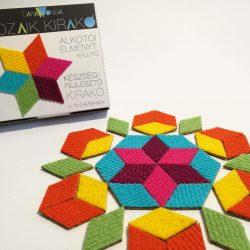 caraWonga mozaik