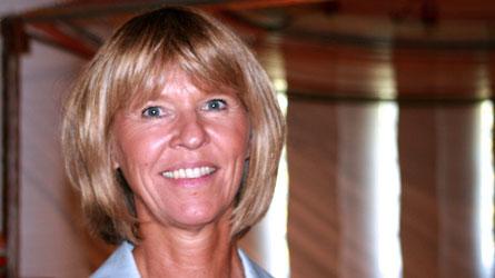Lotta Johansson, directress of NAVET