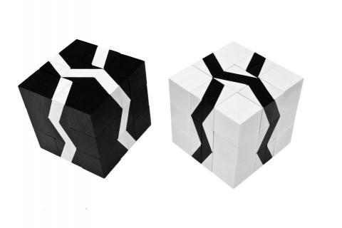 8. műhely: JOMILI Kockák – vizuális matematikai műhely a feltaláló Lukovics Lászlóval és Tóth Andrea matematikussal (ÉlményMűhely)