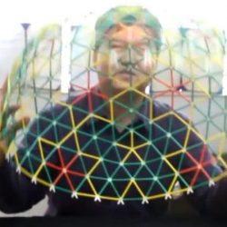 4D Frame geodézikus kupola