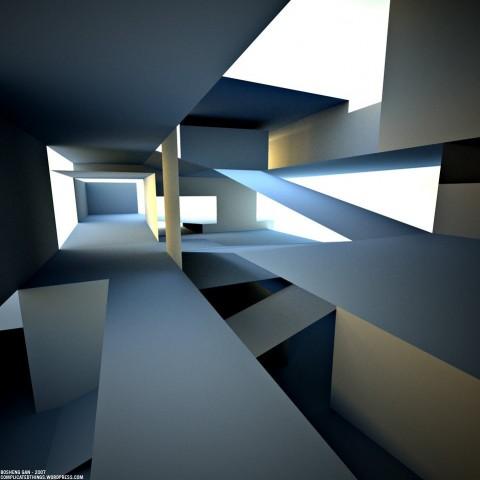 5. műhely: Az építészeti tér elemzése és modellezése Dr. Rohoska Csabával (PTE PMMIK)